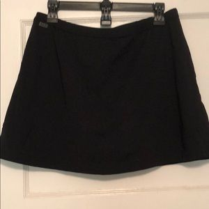 Tail Tech Black Tennis Skirt